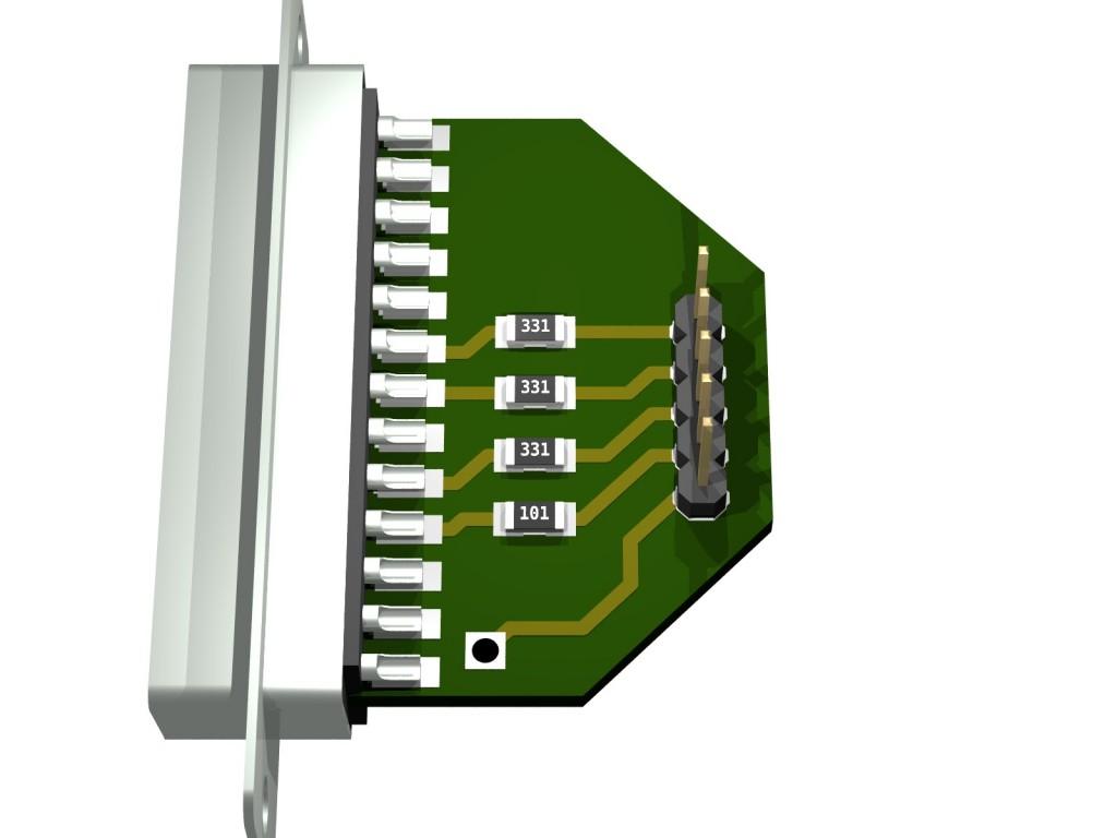 SIMPLE AVR PROGRAMMER