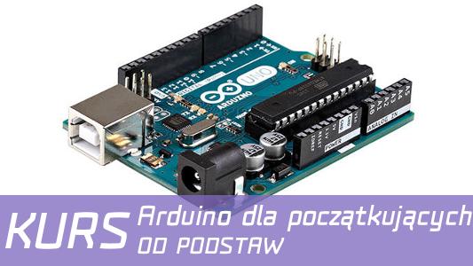 Kurs Arduino #7: Obsługa przetwornika A/C